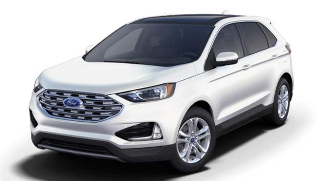 new 2019 ford edge sel crossover twin scroll ecoboost engine in englewood nj